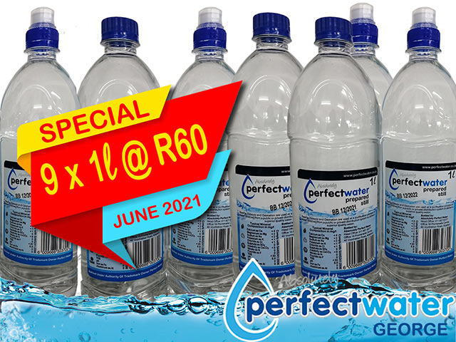 Perfect Water George June 2021 Special Offer