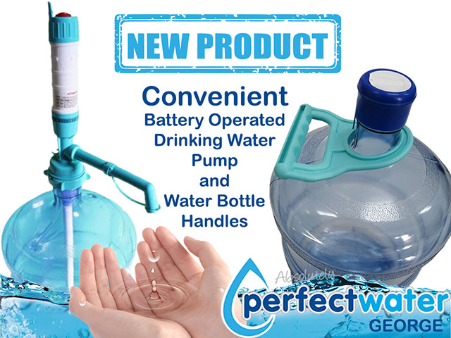 Battery Operated Water Pumps in George