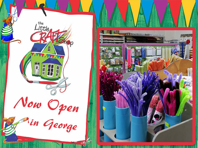 The Little Craft Shop Now Open in George