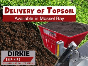 Delivery of Topsoil in Mossel Bay