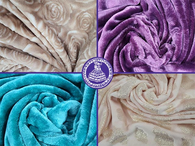Mongolian Fleece Available at Fabric World George