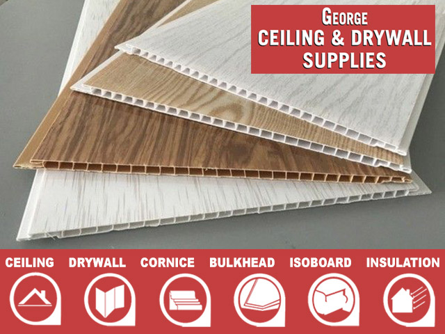 PVC Ceilings in the Garden Route