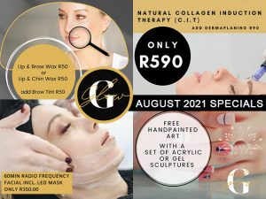 Natural Collagen Induction Therapy and other Specials in George