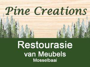 Restourasie van Meubels in Mosselbaai