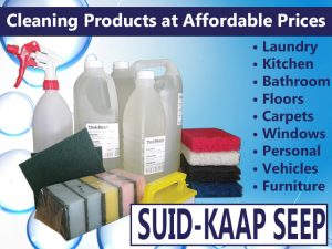 Affordable Cleaning Products in George