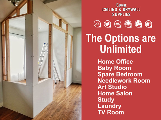 Using Drywalls for Home Renovations