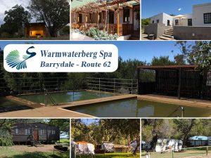 Accommodation at Warmwaterberg Spa