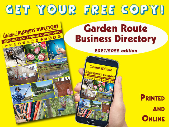Get Your Copy of Garden Route Business Directory 2021