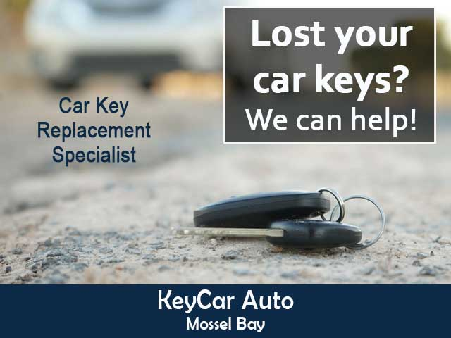 Lost Car Key Replacement Solution in Mossel Bay