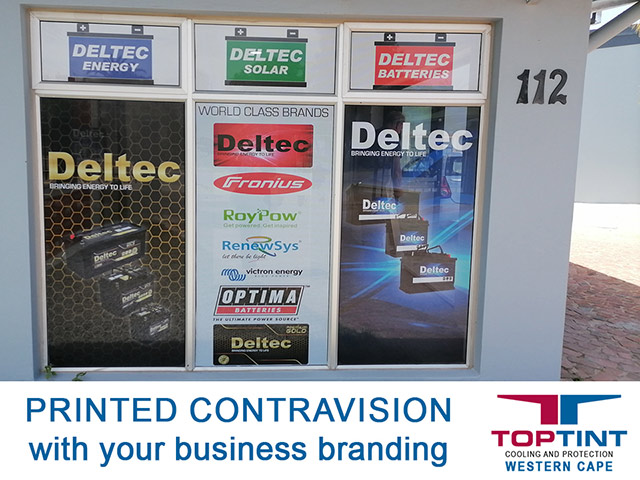 Business Signage in George