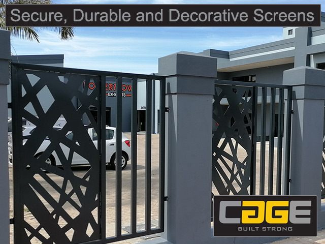 Garden- and Security Screens in George